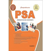Comprehensive PSA (Problem Solving Assessment) for Class 9 by Laxmi Publications