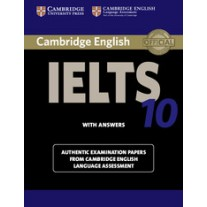 Cambridge University Press IELTS 10 Book with Answers and Audio CDs