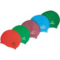 Cosco Silicone Single Color Swimming Cap