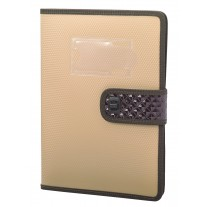 Trio Conference File with Pad & Envelope Pocket (C650) A4