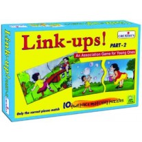 Creative Educational Aids Early Years - Link Ups 2 (0754)