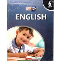 DAV Full Marks Guide of English for Class 6