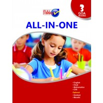 Full Marks Goa Board All in One for Class 3