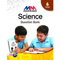 Full Marks Question Bank Science for Class 6
