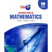 Full Marks Activity Plus in Mathematics for Class 10 (Hardback)