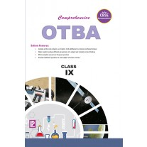 Comprehensive OTBA (Open Text Based Assessment) for Class 9 by Laxmi Publications