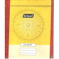 Neelgagan Log Book Copy Size Ordinary Binding