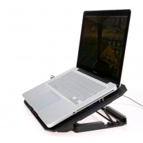 Solo Maxicool Laptop Station (LS104)