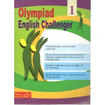 Scholars Hub Olympiad English Challenger for Class 1