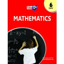 DAV Full Marks Guide of Mathematics for Class 6