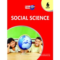 DAV Full Marks Guide of Social Science for Class 6