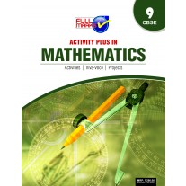 Full Marks Activity Plus in Mathematics for Class 9 by R Chandra (Hardback)
