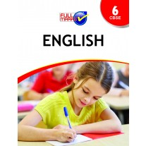 Full Marks Guide of English (Honeysuckle) for Class 6