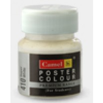 Camlin Kokuyo Premium Poster Colors 15 ml (White)
