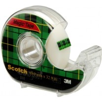 Scotch Tape Dispensers Super series Single Sided Small Desktop