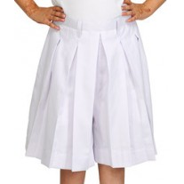 School Uniform Skirts White