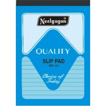 Neelgagan Slip Pads No-22 (Pack of 5)