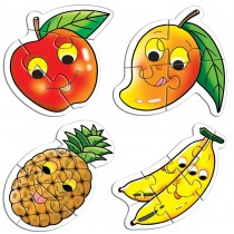 Creative Educational Aids Early Puzzles - Fruits (0742)