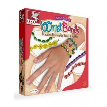 Toy Kraft Paper Quilling Wrist Bands