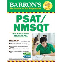 BARRON'S PSAT/NMSQT BOOK (17TH EDITION)