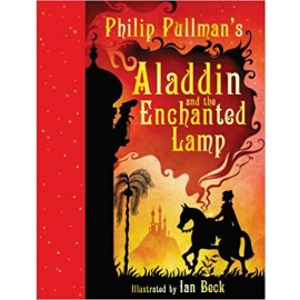 Scholastic Aladdin and the Enchanted Lamp by Philip Pullman
