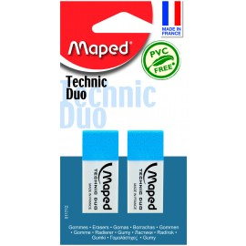 Maped Eraser Technic Duo Blister (011712)