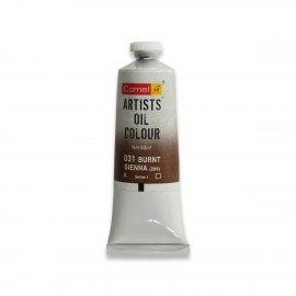Camlin Kokuyo Artists' Oil Colours 60ml (Tint & Shades of Red Colour)