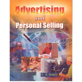 CB Gupta Advertising and Personal Selling by Sultan Chand & Sons
