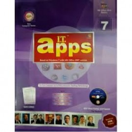 Kips IT Apps With Microsoft Office 2007 for Class 7