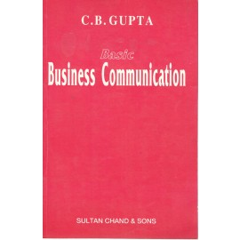 CB Gupta Basic Business Communication by Sultan Chand & Sons
