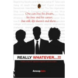 Really Whatever...!!! by Anoop Jain (Pigeon Books)