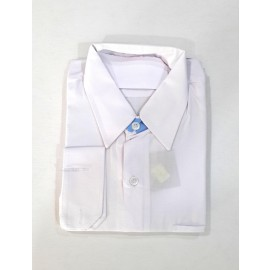 School Uniform Shirts White (Half Sleeve)