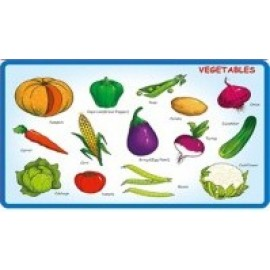 Creative Educational Aids Play and Learn Vegetables (0335)