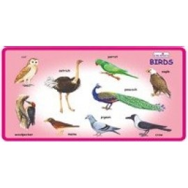 Creative Educational Aids Play and Learn Wild Animals (0332)