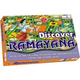 Creative Educational Aids Family Games - Discover Ramayana (0817)