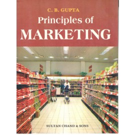 CB Gupta Principles of  Marketing by Sultan Chand & Sons