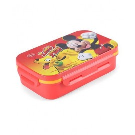 Disney Mickey Mouse Plastic Lunch Box