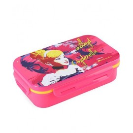 Disney Cinderella Princess Plastic Lunch Box
