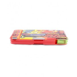 Disney Pixar Cars Magnetic Pencil Box