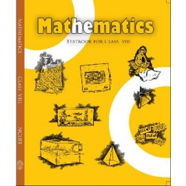 NCERT Mathematics for Class 8 (Code 852)