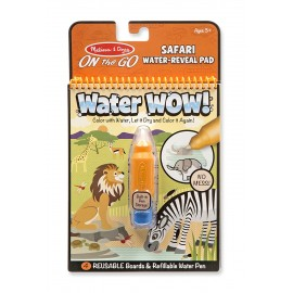 Melissa and Doug on the Go Water Wow Water Reveal Activity Pad (9441)