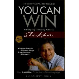 Shiv Khera You Can Win: A Step By Step Tool For Top Achievers