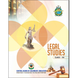 CBSE Legal Studies Textbook for Class 12