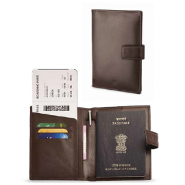 Pennline Passport Wallet with Pen