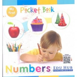 Edu Hub My First Pocket Book of Numbers