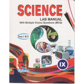 Vishvas Science Lab Manual for Class 9 Term 1 & 2 by Dr Gurudev Singh Joshi