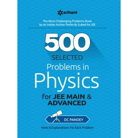 Arihant A Problem Book In Physics for IIT JEE by Dr. SK Goyal