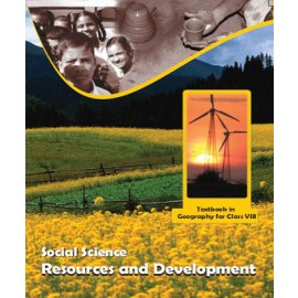 NCERT Resource and Development Textbook of Social Science for Class 8 (Code 858)