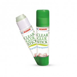 Kores Clear Glue Stick  8 gms