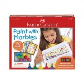 Faber Castell Do Art Paint with Marbles